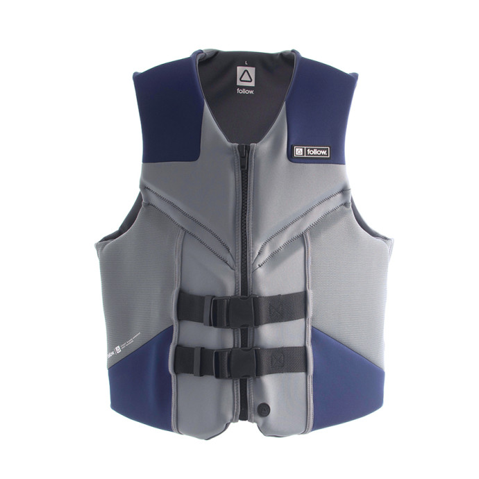 Follow Cure ISO 50N #2022 Wake Life Vest - Navy