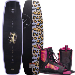 Hyperlite Ladies Aries #2022 w/Jinx Cable Wakeboard Package