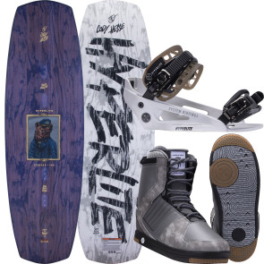 Hyperlite Codyak #2022 w/System Cable Wakeboard Package