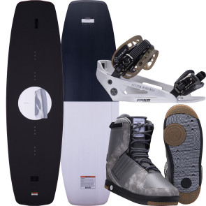 Hyperlite Pleasure #2022 w/System Cable Wakeboard Package