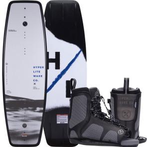 Hyperlite Relapse #2022 w/Remix Boat Wakeboard Package