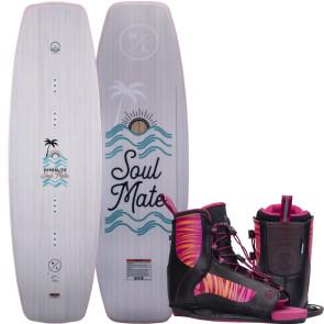 Hyperlite Ladies Soul Mate #2022 w/JInx Cable Wakeboard Package