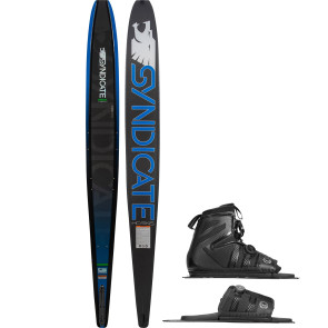 HO Sports Syndicate Omega #2022 w/Stance 130 ATOP Waterski Package