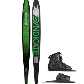 HO Sports Syndicate Omega Max #2022 w/Stance 130 ATOP Waterski Package