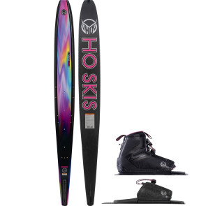 HO Sports Ladies Omega Max Carbon #2022 w/Stance 110 Waterski Package