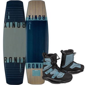 Ronix Kinetik SB 2 #2022 W/Atmos Cable Wakeboard Package