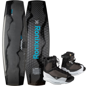 Ronix Parks #2022 w/District Boat Wakeboard Package