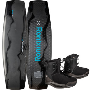 Ronix Parks #2022 w/Parks Boat Wakeboard Package