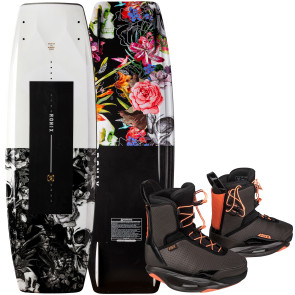 Ronix Ladies QTM #2022 w/Rise Boat Wakeboard Package