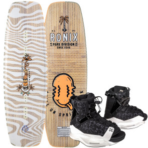 Ronix Ladies Spring Break #2022 w/Halo Cable Wakeboard Package