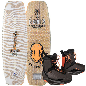 Ronix Ladies Spring Break #2002 w/Rise Cable Wakeboard Package