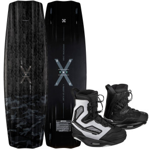 Ronix One Timebomb #2022 w/One Boat Wakeboard Package