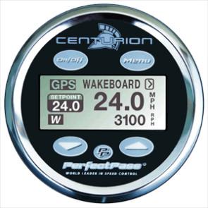 Perfect Pass 3.5 Star Gazer Display - Centurion Black