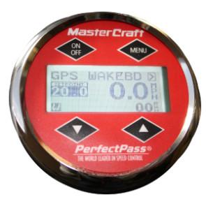 Perfect Pass 3.5 Star Gazer Display - Mastercraft Red