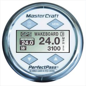 Perfect Pass 3.5 Star Gazer Display - Mastercraft White