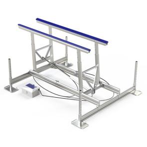 Basta Boatlifts Boat Lift - Hydraulic - Aluminum - 3040kg / 155cm