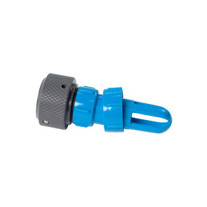 Fatsac W735/ Female Quick Connect — Blue Perfect Union Bed Valve Fitting