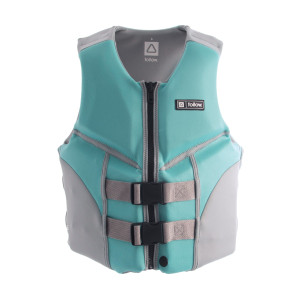2021 Follow Cure Ladies 50N Life Vest - Teal