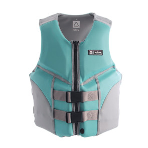 Follow Ladies Cure ISO 50N #2022 Wake Life Vest - Teal