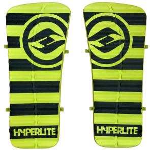 Hyperlite System Pro Footpad Kit 6/9 Set - Yellow