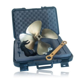 """OJ Props 15"""" HARD CASE WITH PULLER"""