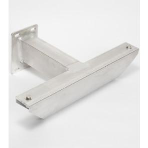 Basta Boatlifts Support Bracket W/ Hardware - Aluminum - 2K-7.8K