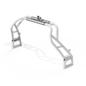 Roswell Marine Aviator PRO Wakeboard Tower - White - Wide 218-264cm