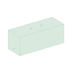 Fatsac W038 Axis T22 T23 A24 A22 PNP Rear Sac - Fittings Included - 181kg