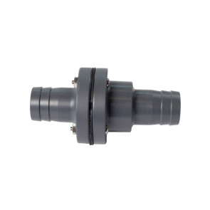 Fatsac W755 1 1/8'' Barbed In-Line Check Valve